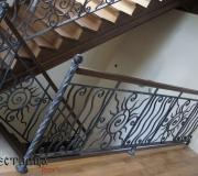 Художественная ковка для лестниц.