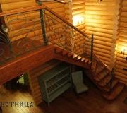 Лестница авторской работы
