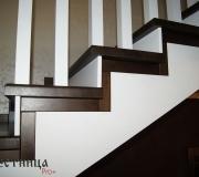 Лестница с использованием МДФ