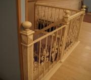 Калитка для лестницы, для безопасности детей