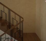 Проект лестницы.