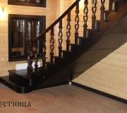 Лестница в частном доме.