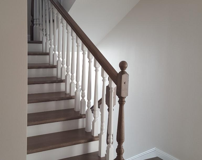 лестницы из бетона