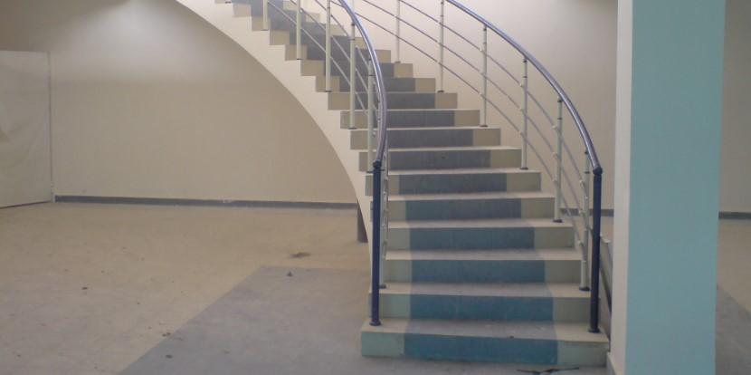 железобетонные лестницы
