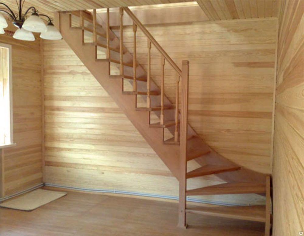 О лестнице на второй этаж на даче