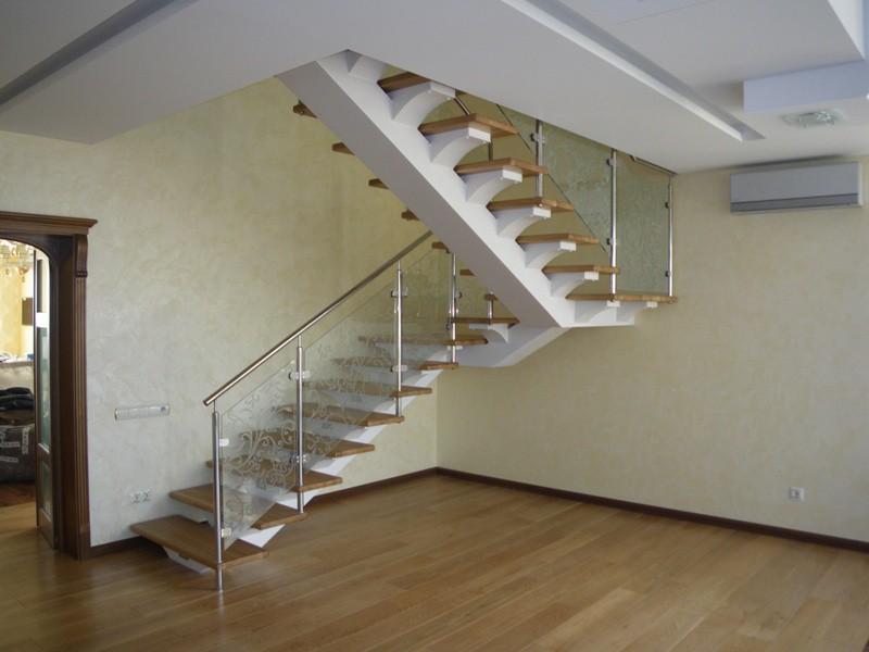 О оформлении лестницы в частном доме