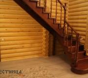 Лестница с пригласительной ступенькой.