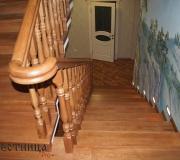 Лестница с покрытием масла