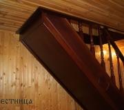 Подшивка лестницы