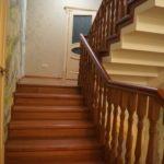 Изготовление монолитных лестниц
