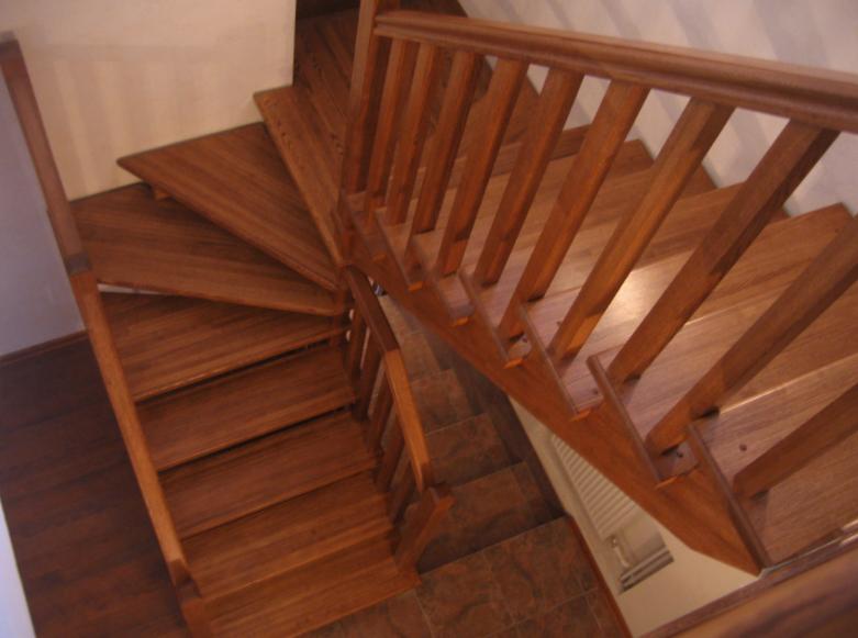 березовая лестница 2