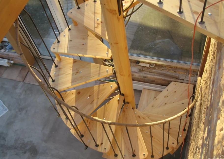 конфигурация лестницы