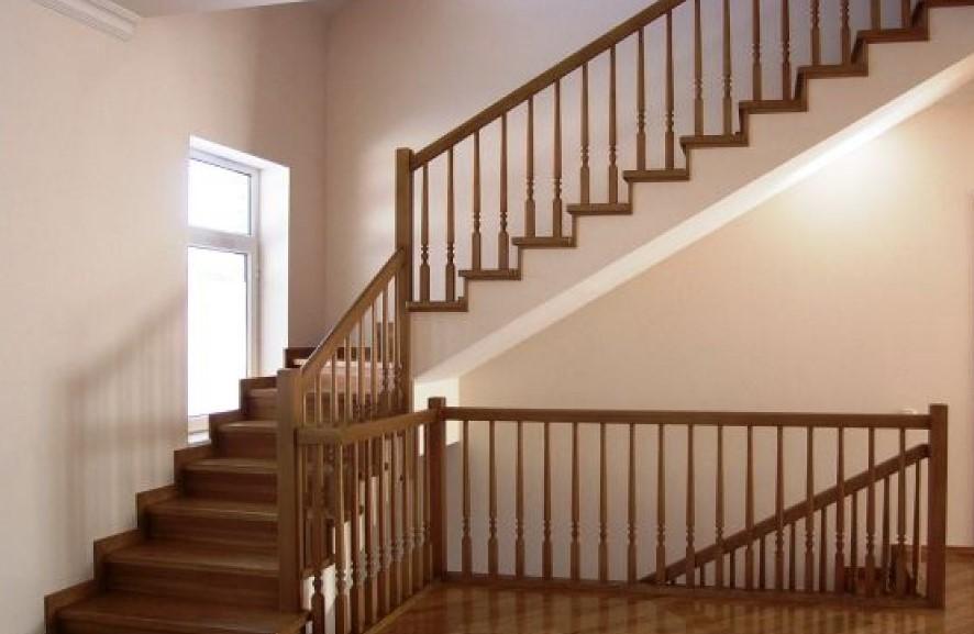 межэтажные лестницы в интерьере