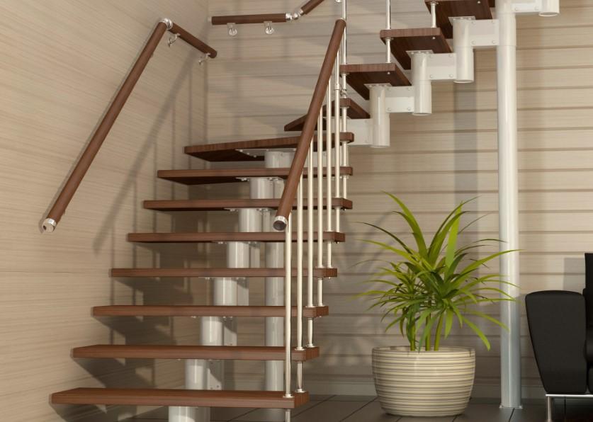 недорогие межэтажные лестницы