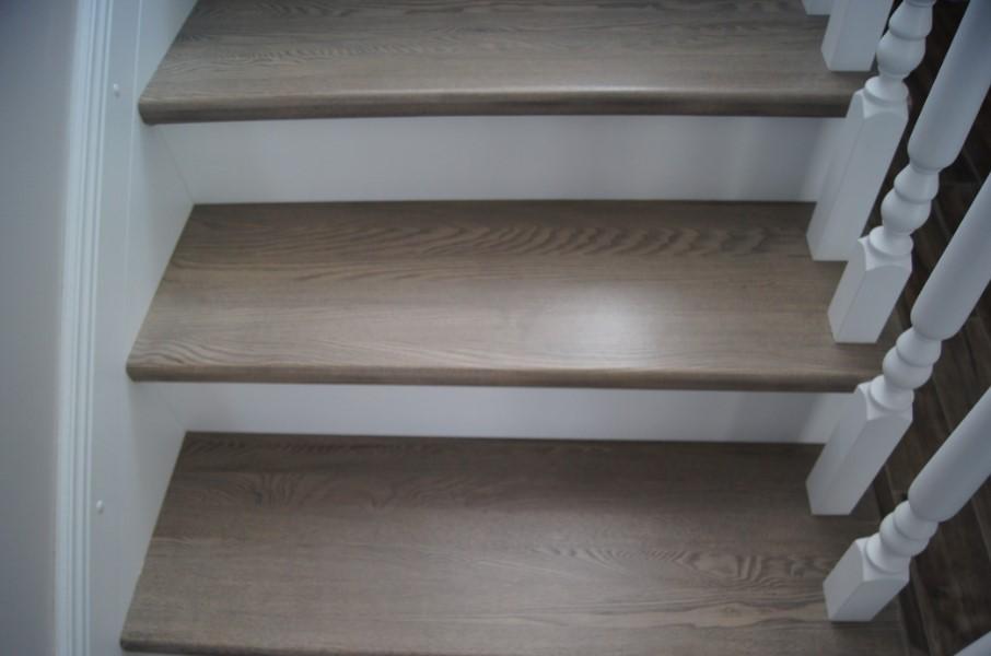 долговечные лестницы из ясеня