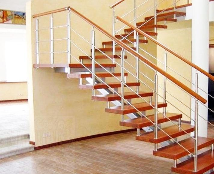 О маршевых лестницах