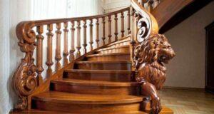 Декоративные элементы лестниц