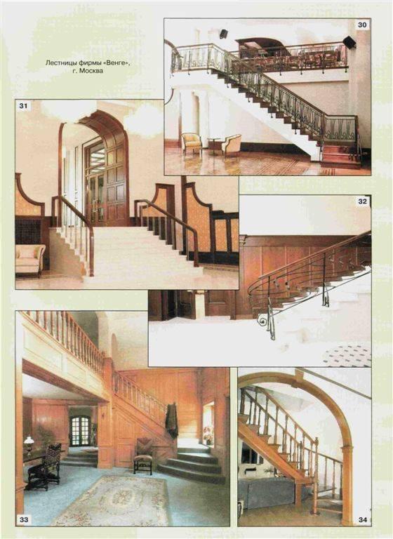 овременные лестницы. Проектирование. Изготовление. Монтаж