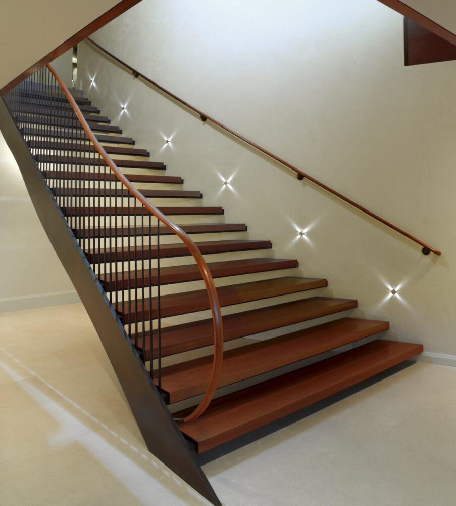 ступень лестницы